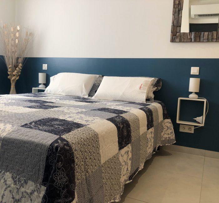 Villa 4 personnes - 2 chambres - piscine chauffée- Cala Rossa